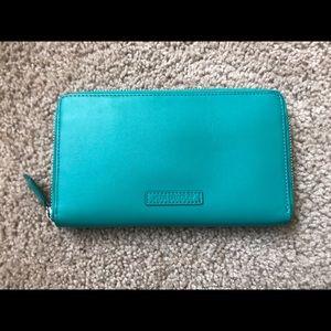 Vera Bradley Faux Leather Wallet
